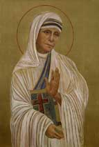 Blessd Mother Teresa of Calcutta